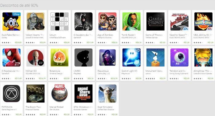 Tomb Raider I está por 10 centavos na Google Play Store