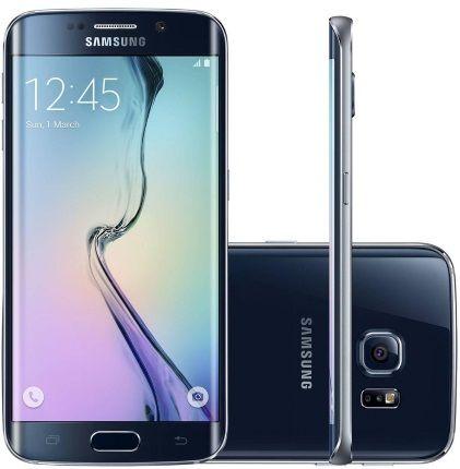 Conheça os 12 melhores smartphones/celulares Android de 2015 - Samsung Galaxy S6 Edge