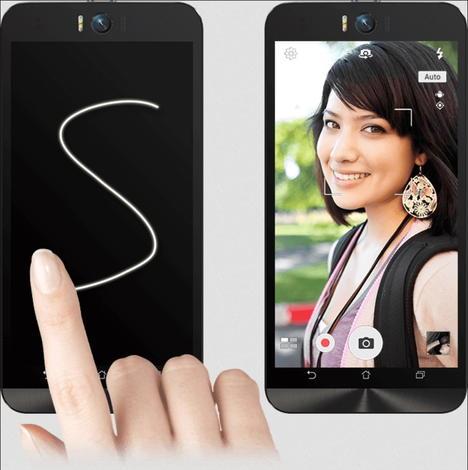 Zenfone Selfie - S