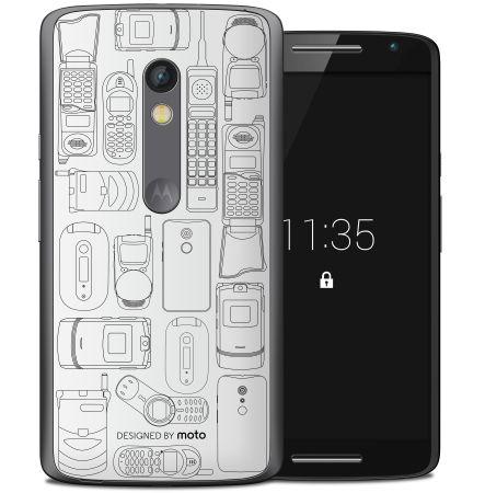 Motorola fabricarás capas do Moto X Play que foram escolhidas