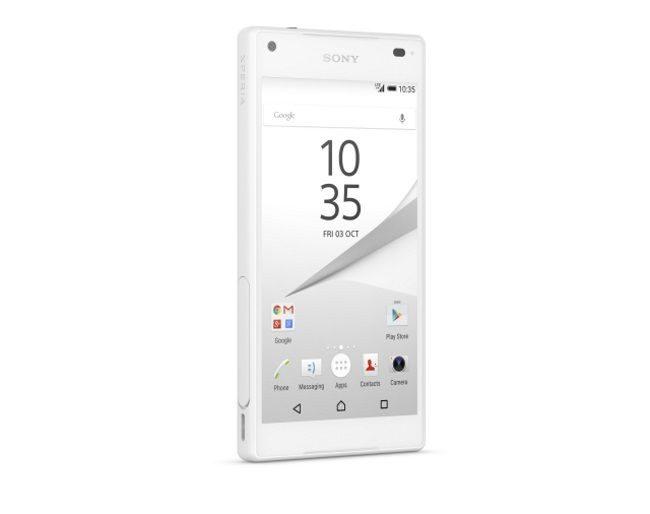Sony Xperia Z5 Compact: Ficha Técnica, Preço e Disponibilidade