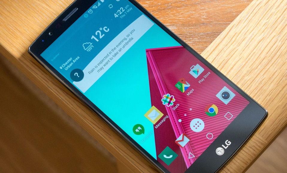 LG G4 recebera android 6.0 marshmallow semana que vem