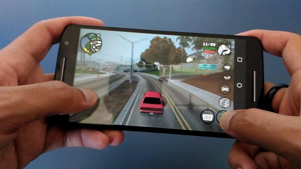 Moto X Play - destaque