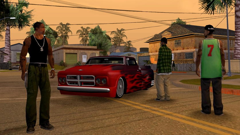Análise: GTA San Andreas Mobile (Android, IOS e Windows Phone)