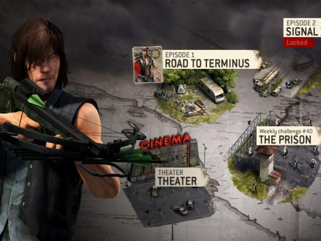 the-walking-dead-no-mans-land-Daryl