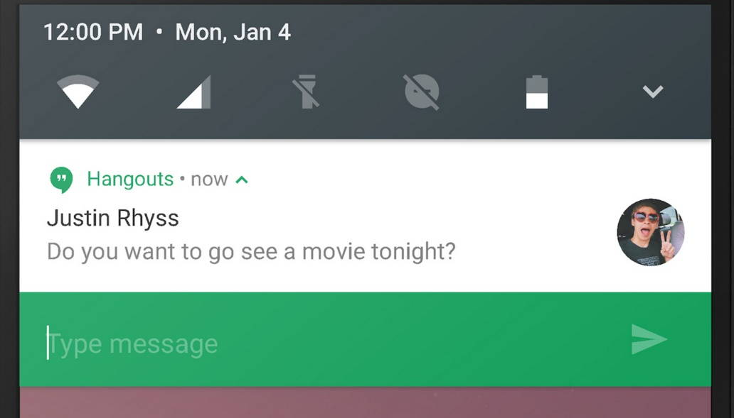 Android-N-Notification-
