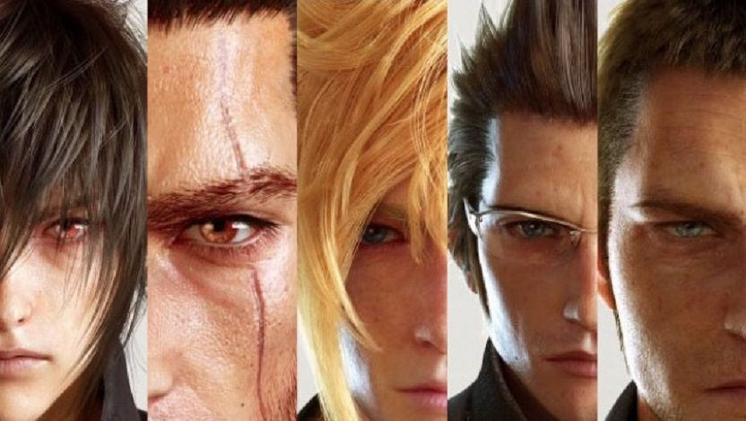 personagens de final fantasy xv