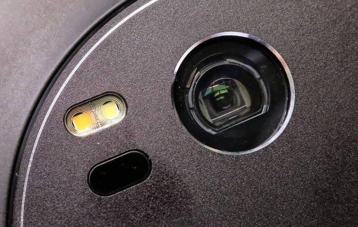 Zenfone Zoom laser