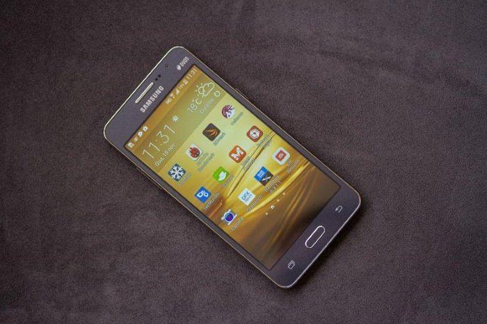 Samsung Galaxy Gran Prime Duos (Foto: Divulgação/TecMundo)