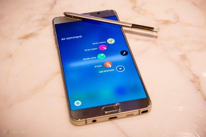 Galaxy Note 6 pode ter tela de 5.8 polegadas (Foto: Divulgação/Pocket-lint)