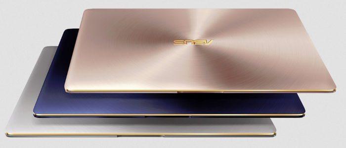 ASUS Zenbook 3 cores