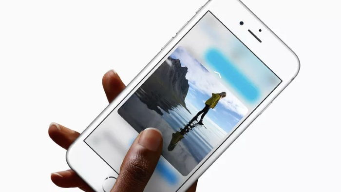 android n 3d touch versao inicial