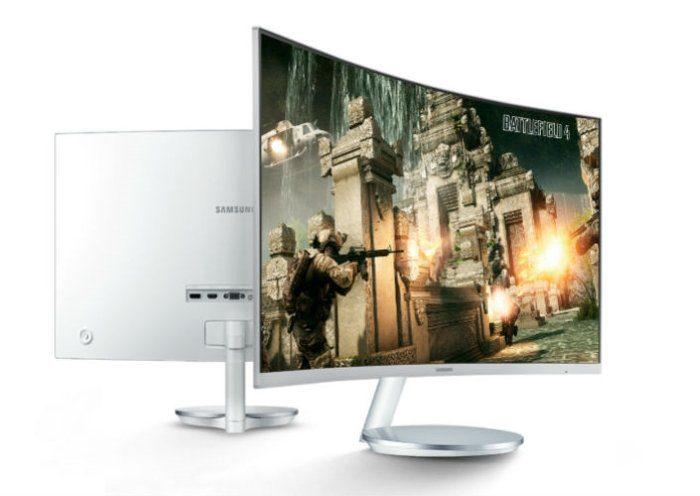 Samsung aposta em monitores gamer com tela curva. (Foto: Divulgação/Samsung Newsroom)