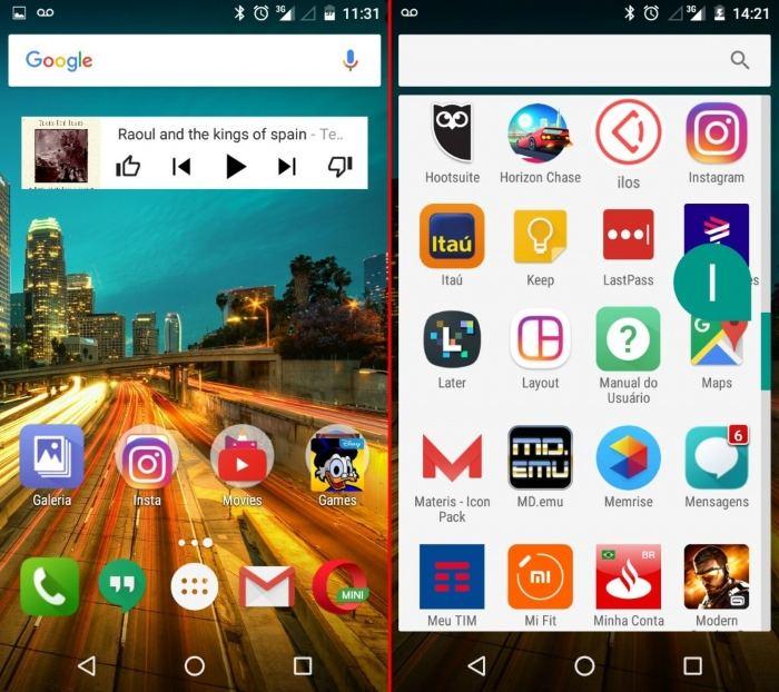 Quantum GO já atualizado com a versão Android 6.0 Marshmallow. (Foto: Divulgação/Quantum)