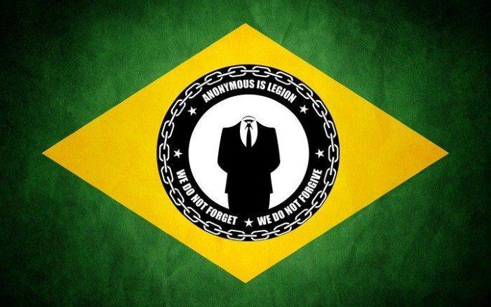 """Anonymous Brasil """"sequestra"""" dados da Anatel em prol do fim da franquia de dados. (Foto: Divulgação/International Business Times)"""