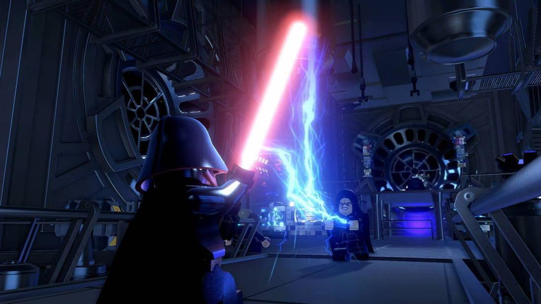 Spoilers do sexto filme, do tamanho da galáxia, são dados logo de cara na primeira fase de O Despertar da Força. (Foto: 3dJuegos)