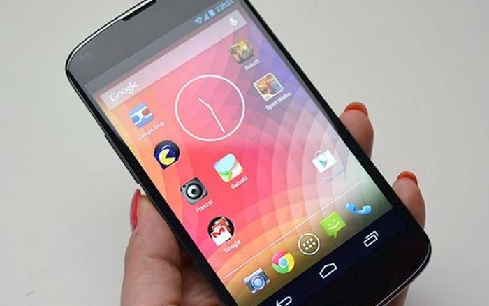 O Nexus 4 é um dos queridinhos da Comunidade Android e recebeu uma nova ROM do Android 7.0 Nougat. (Foto: Divulgação/ig)