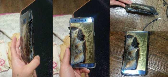 Devido a diversas explosões, a Samsung realizou o recall do Galaxy Note 7 para corrigir o defeito na bateria. (Foto: Divulgação/Olhar Digital)