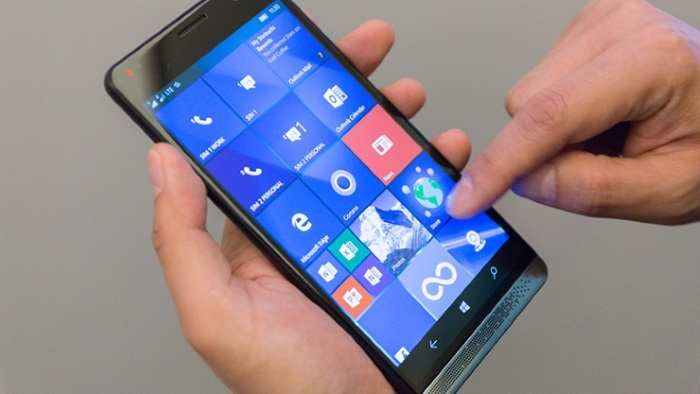 O HP Elite X3 recém começou suas vendas e já está recebendo a atualização de aniversário do Windows 10 Mobile. (Foto: Divulgação/Windows Team)