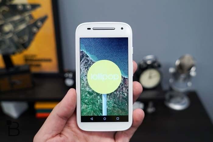 O Motorola Moto E 2014 recebeu update para o Android 5.1 Lollipop. (Foto: Divulgação/Techno Buffalo)