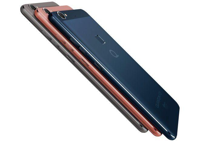 Quantum Fly cores do smartphone