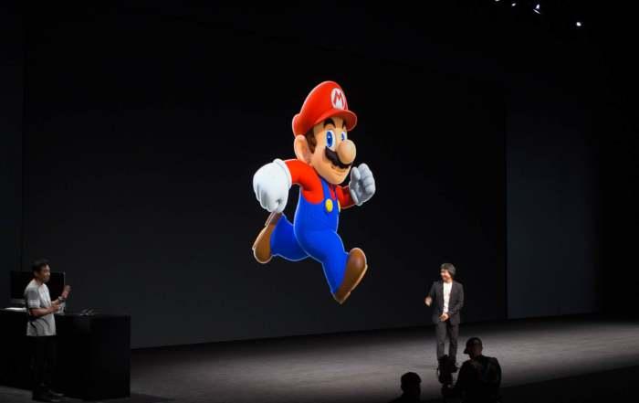 Super Mario Run é anunciado para iPhone.(Foto: Divulgação/Pocket-lint)