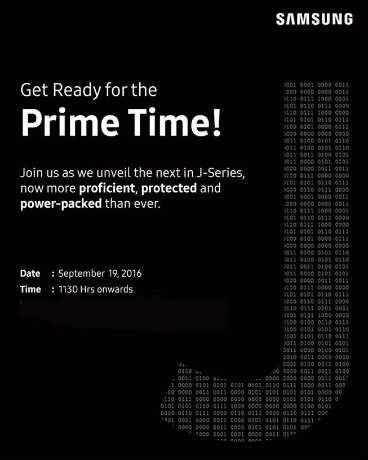 O convite da Samsung para o lançamento que ocorrerá hoje não cita o nome do aparelho. (Foto: Divulgação/GSM Arena)