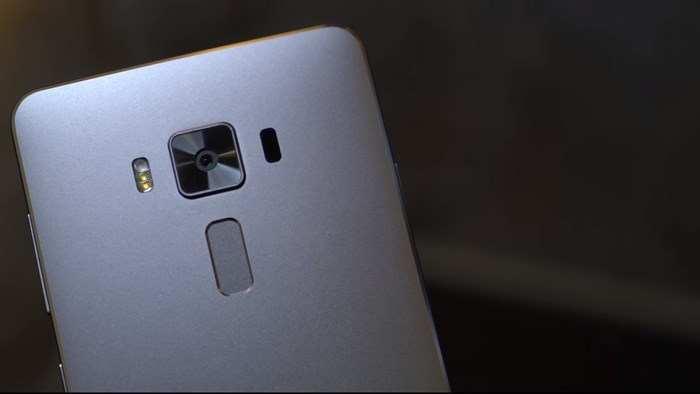 O sensor principal do Zenfone 3 Deluxe é de 23 MP. (Foto: Divulgação)