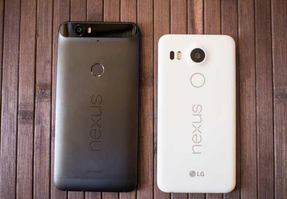 A Google está liberando a versão prévia do Android 7.1 Nougat via OTA para o Nexus 5X e 6P. (Foto: Divulgação/Android Central)
