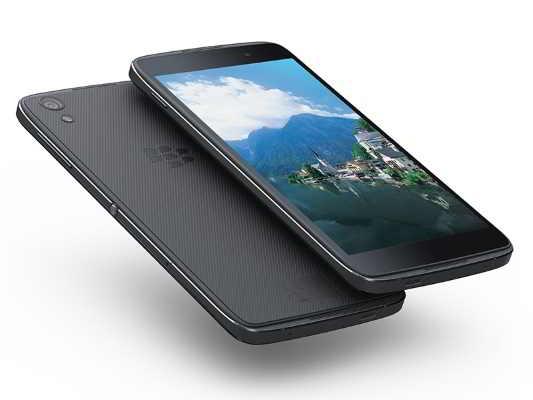 O BlackBerry DTEK60 está chegando e possui especificações bastante atrativas. (Foto: Divulgação/Gadgets360)