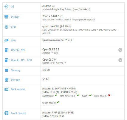 asus zenfone 4 2017 benchmark - Teste de benchmark revela especificações técnicas do ASUS Zenfone 4 (2017)