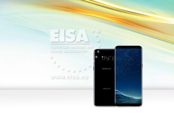 Galaxy S8 eisa awards