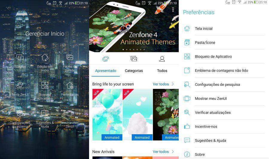 Zenfone 4 - ZenUI 4.0