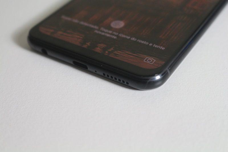 Zenfone 5 2018 - USB e auto falantes
