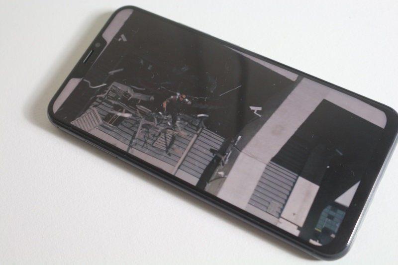 Zenfone 5 2018 - modo tela cheia