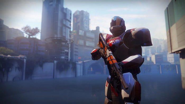 Captura de tela do game Destiny 2.