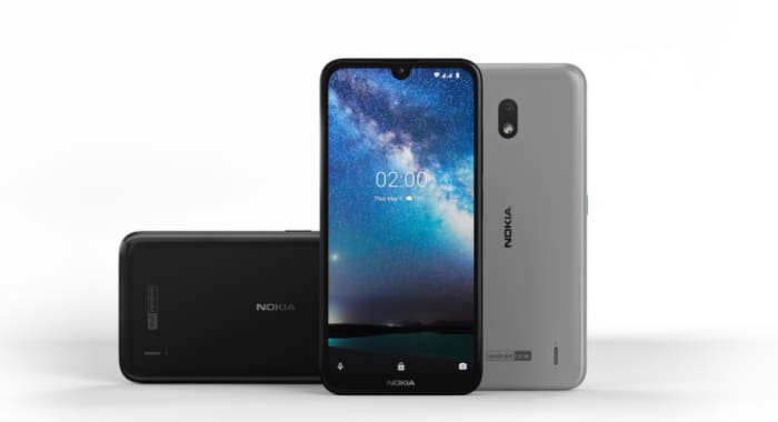 nokia 2.2 android 10 hmd global