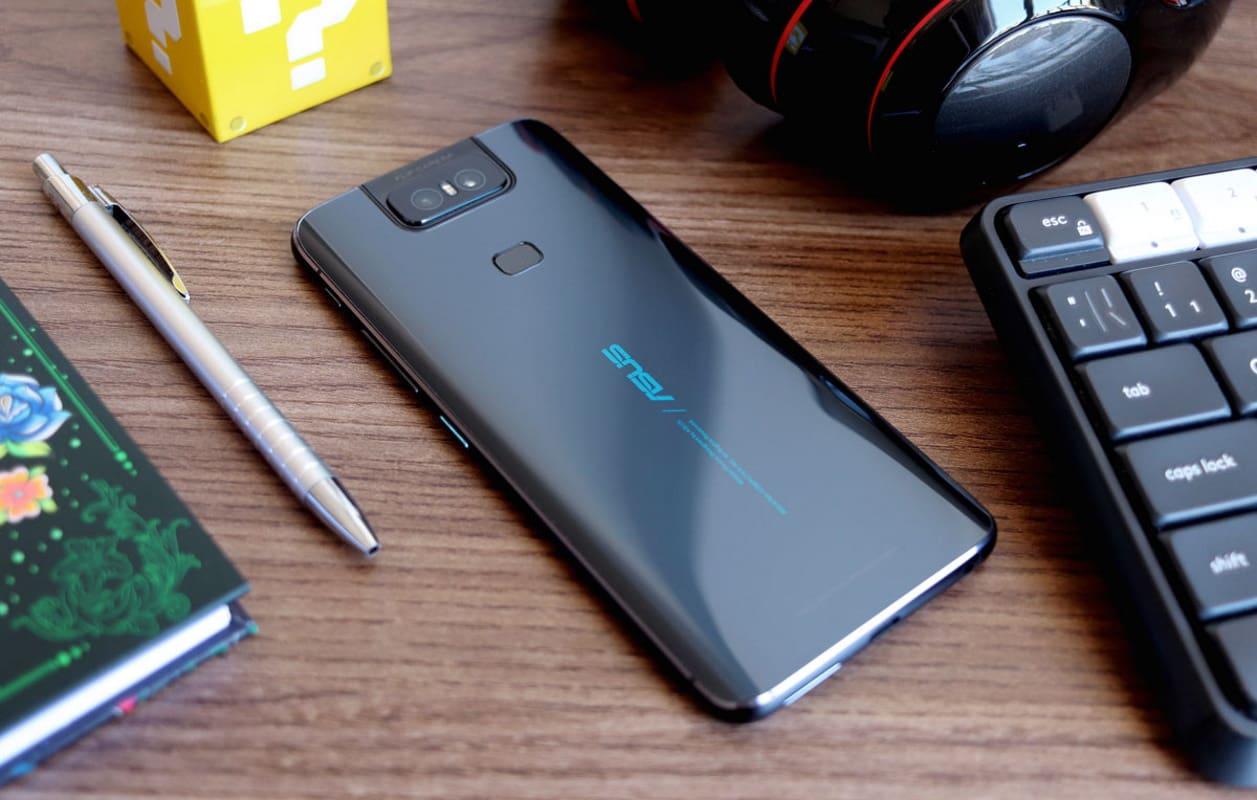 zenfone 6 beta android 11