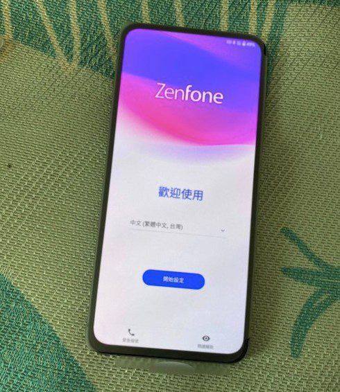 zenfone 7 bordas smartphone