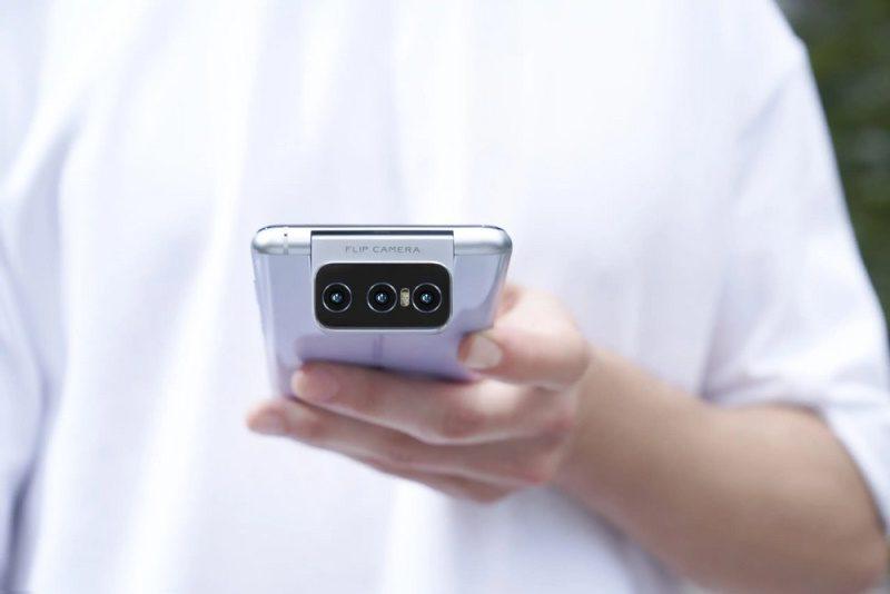 zenfone 7 flip camera