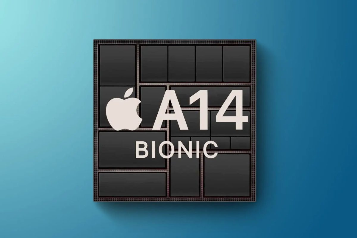 a14 bionic ipad air 4