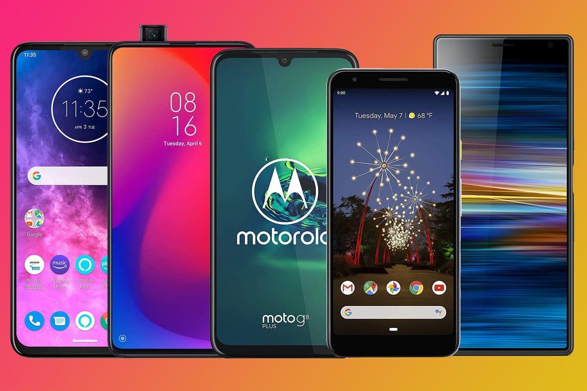 melhores smartphones ate 1200 reais 2020
