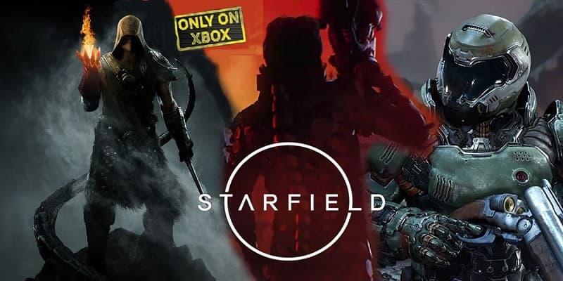 Jogos da Bethesda serão exclusivos para Xbox.