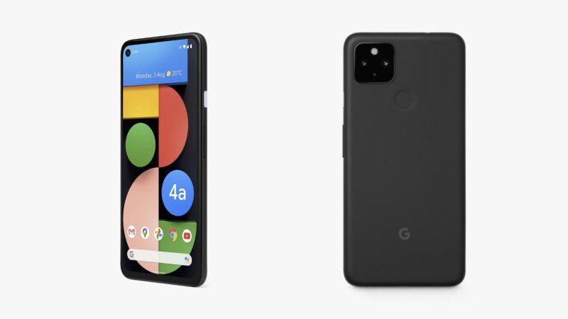 google pixel 4a 5g google