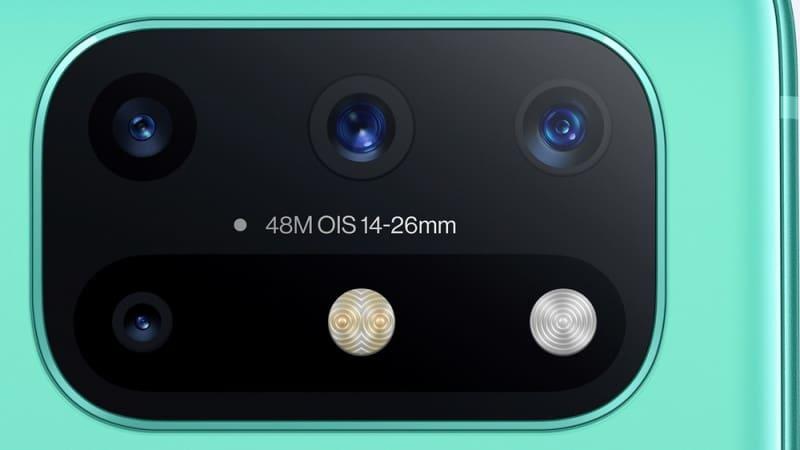 oneplus 8t cameras