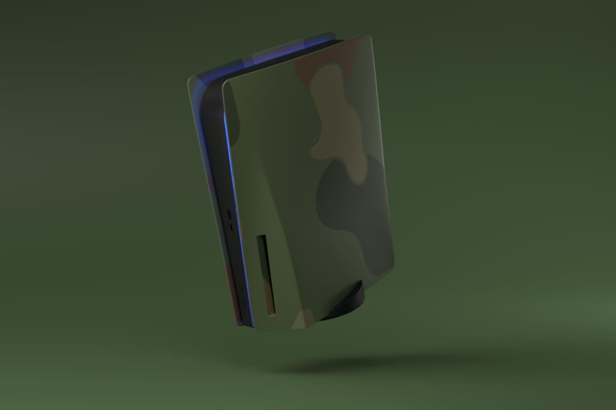 playstation 5 capa