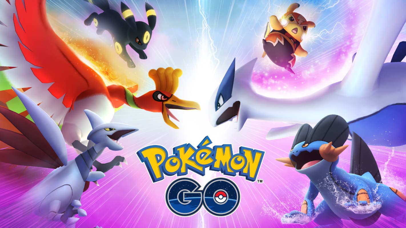 pokemon go atualizacao