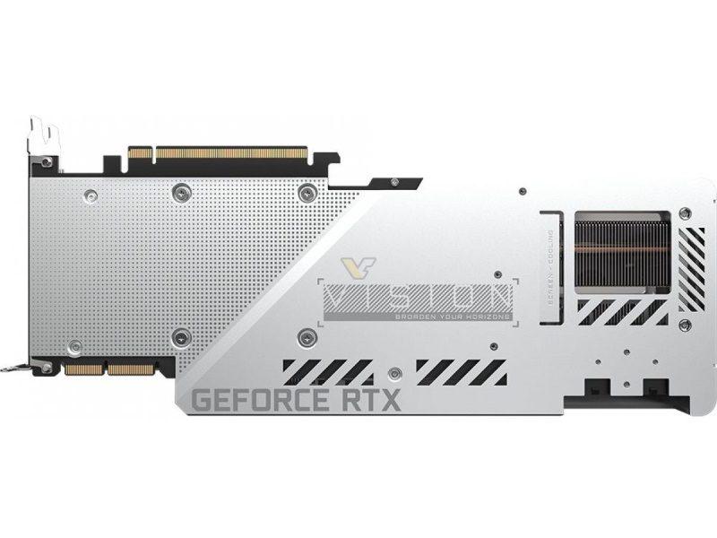 rtx vision gigabyte traseira