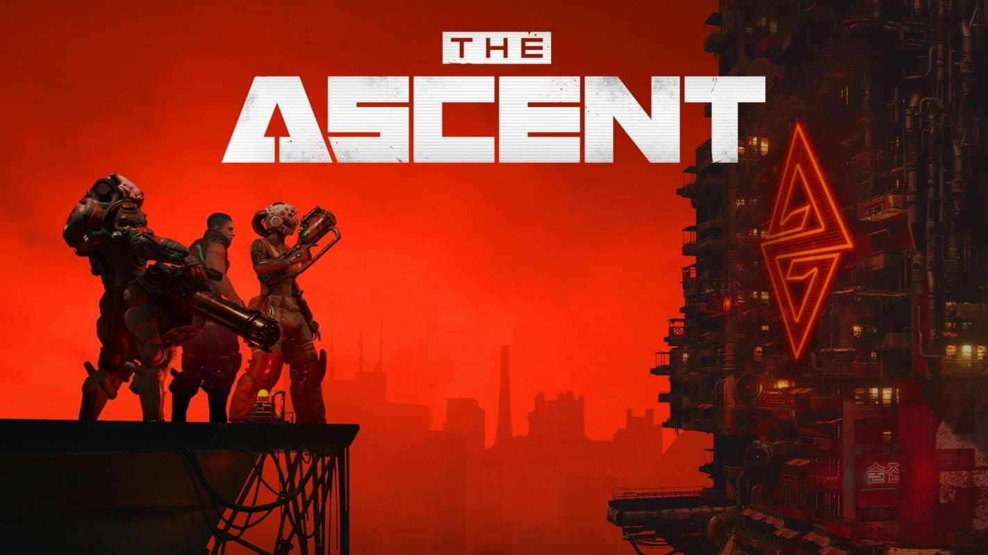 the ascent oficial