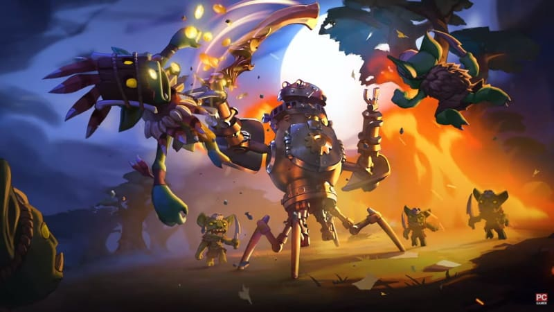 torchlight 3 game